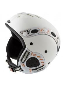 Lyž.helma MANGO Kino Free XP white matt