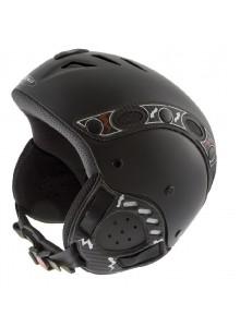 Lyž.helma MANGO Kino Free XP black matt