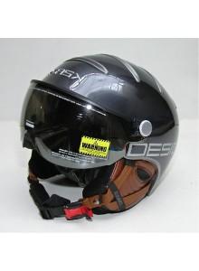 Lyž.helma KASK Class antracit 61cm