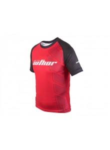 AUTHOR Dres Men Gravity Team X8 M (červená/černá bílá)