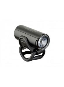 AUTHOR Světlo přední A-Quantum 350 lm USB  (černá)