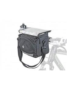 AUTHOR Brašna na řidítka A-H735 QRA X7 d.25,4/ d.31,8mm (černá)