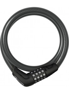 Zámok ABUS Numerino 5412C/85/12 Black