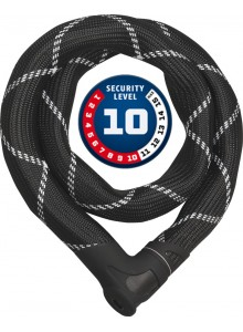 Zámok ABUS Steel-O-Chain Iven 8210/110