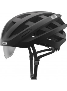 Cyklistická prilba ABUS In-Vizz Ascent velvet black M
