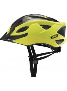 Cyklistická prilba ABUS S-Cension race green L