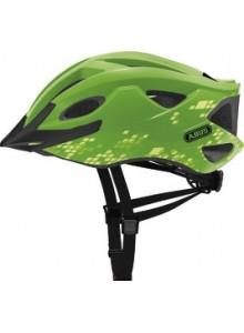 Cyklistická prilba ABUS S-Cension diamond green L