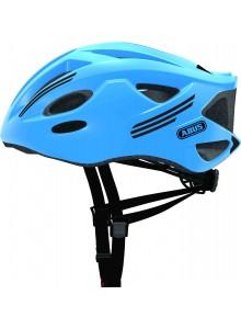 Cyklistická prilba ABUS S-Cension neon blue L