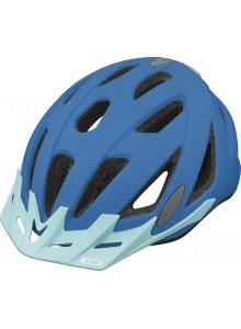 Cyklistická prilba ABUS Urban-I 2 neon blue L