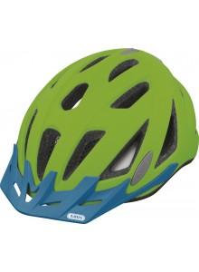 Cyklistická prilba ABUS Urban-I 2 neon green L