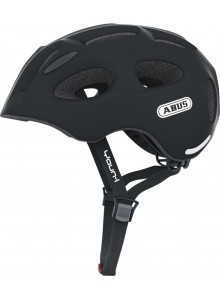 Cyklistická prilba ABUS Youn-I velvet black S