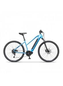"Crossový elektrobicykel Apache Matta MX-I G2 ice blue, 18"""