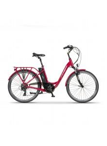 "Mestský elektrobicykel Apache Wakita City 26 raspberry, 18"""