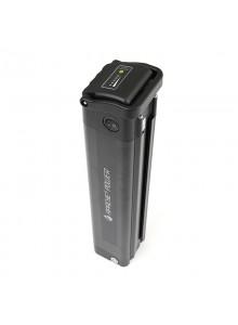 Batéria Apache Power S2 (Slim) chrbtová Li-Ion 36V 10,4 Ah/374 Wh 42 cm