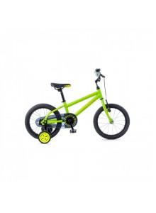 """Bicykel detský Apache 16"""" Cat zelená 2017"""