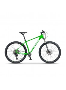"MTB bicykel 29"" Apache Tuwan A1 acid green, 17"""