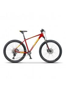 "MTB bicykel 27,5"" Apache Yamka A3 blood red, 16"""