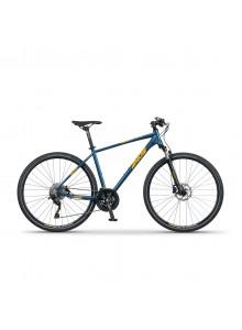 "Krosový bicykel Apache Matto A1 dark blue, 17"""