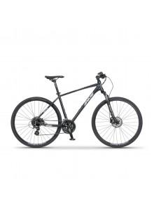"Crossový bicykel Apache Matto A5 dark gray, 21"""