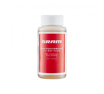 00.5318.017.000 - SRAM DOT 5.1 FLUID 4OZ(120ML) SRAM Množ. Uni