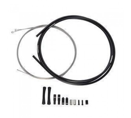 00.7918.040.000 - SRAM AM SLICKWIRE PRO ROAD BRK CBL KIT 5 BLK Množ. Uni
