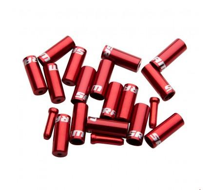 00.7115.010.020 - SRAM SRAM FERRULE KIT RED Množ. Uni