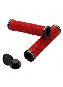 SRAM SRAM LOCKING GRIPS RED