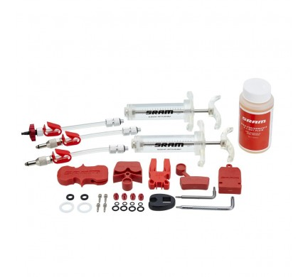 00.5318.016.002 - SRAM AM BLEED KIT BRAKE - SRAM PRO DOT Množ. Uni