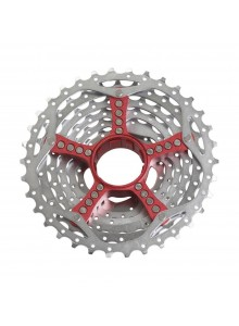 Kazeta - SRAM 10A CS PG-990 11-34 9 SPEED RED