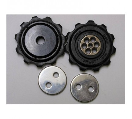 00.0000.200.615 - 05-07 X9 RD PULLEY KIT (M/L CAGE) Množ. Uni