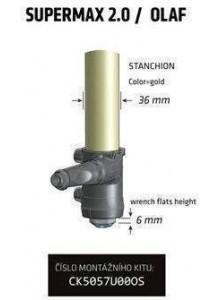 CA KIT 2SPRING AIR, LEFTY 36, 16mm (CK5057U00OS) Množ. Uni