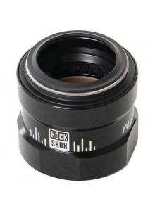 11.6815.010.020 - ROCKSHOX TOP CAP BLK /DUST WIPER ASSY REVERB Množ. Uni