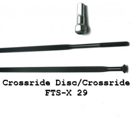 """MAVIC KIT 12 FT/NDS CROSSRIDE/FTSX 26"""" SPK 265 mm (V2382801)"""