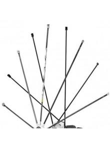 MAVIC KIT 10 NDS R-SYS SLR CLINC BLACK SPOKE 284 mm (12029501)