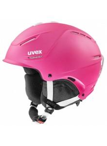 Helma UVEX P1US 2.0, pink met (S566211910*) 55-59