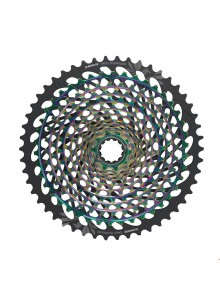 00.2418.098.000 - SRAM AM CS XG 1299 EAGLE 10-50T RAINBOW Množ. Uni