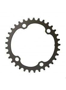 00.6218.015.001 - SRAM CRING ROAD 35T 107 FORCE BLACK Množ. Uni