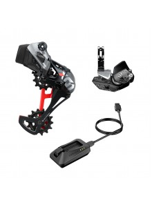 00.7918.099.001 - SRAM AM X01 EAGLE AXS UPGRADE KIT RED Množ. Uni