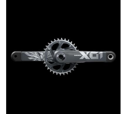 00.6118.609.001 - SRAM AM FC X01 EAGLE CL55 DUB 170 LNRPLR 32 Množ. Uni