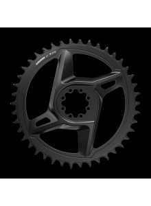 00.6218.027.004 - SRAM CRING ROAD 46T DM X-SYNC BLACK Množ. Uni
