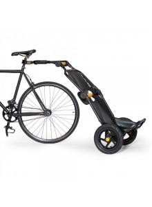 Nákladný vozík za bicykel BURLEY Travoy - čierny