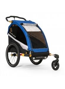 Detský vozík za bicykel BURLEY D'Lite Single