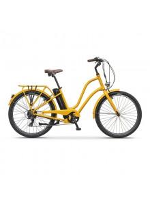 Elektrobicykel mestský Apache Gaagii pearl yellow, 2020