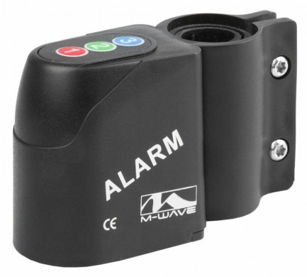 Alarm na bicykel M-Wave 120db
