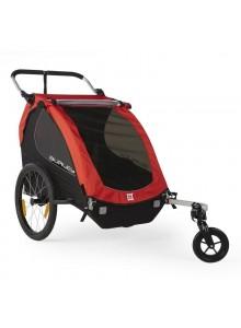 Burley Honey Bee - detský vozík s kočiarovým setom