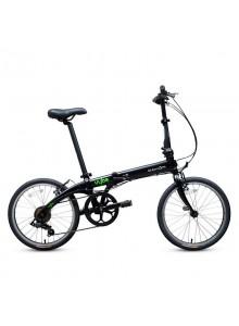 Skladací bicykel DAHON VYBE D7s deluxe modrá