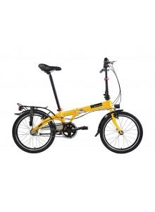 Skladací bicykel Dahon Vybe i3 mango