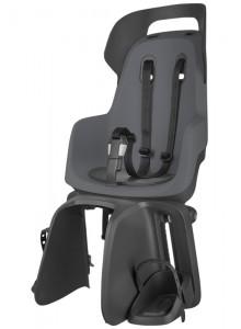 Detská sedačka Bobike GO Carrier Mount - Macaron Grey