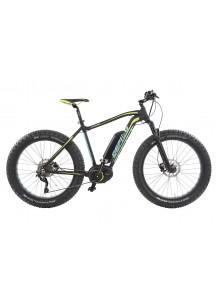 Elektrobicykel Gepida ELEMUND SLX 10 fatbike