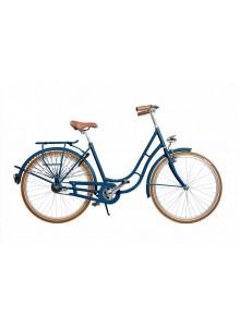 """Retro bicykel Kolos No1 28"""" modrý"""